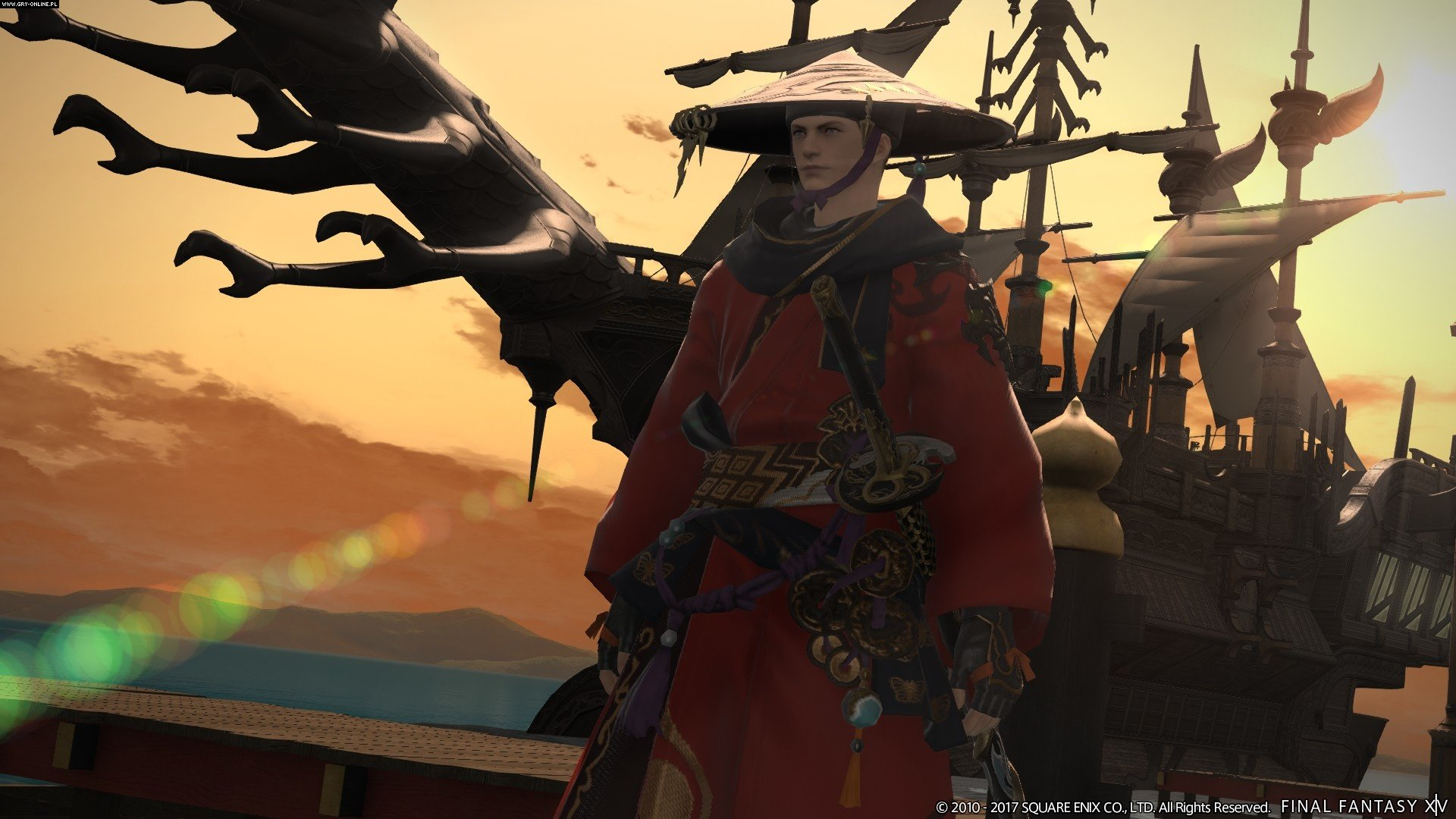 Final Fantasy XIV: Stormblood PS4, PC Gry Screen 145/179, Square-Enix / Eidos