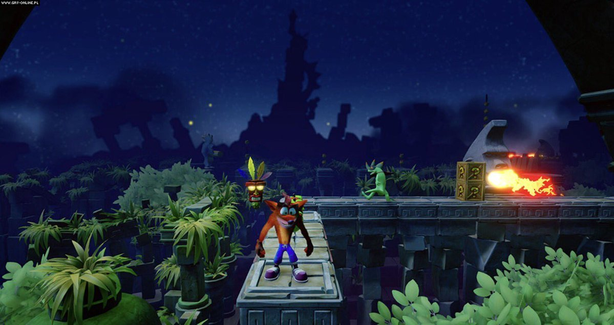Crash Bandicoot N. Sane Trilogy PS4 Gry Screen 104/115, Vicarious Visions, Activision Blizzard