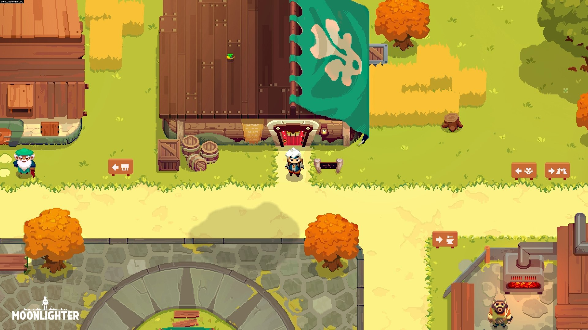 Moonlighter PC, PS4, XONE, Switch Gry Screen 17/25, Digital Sun Games, 11 bit studios
