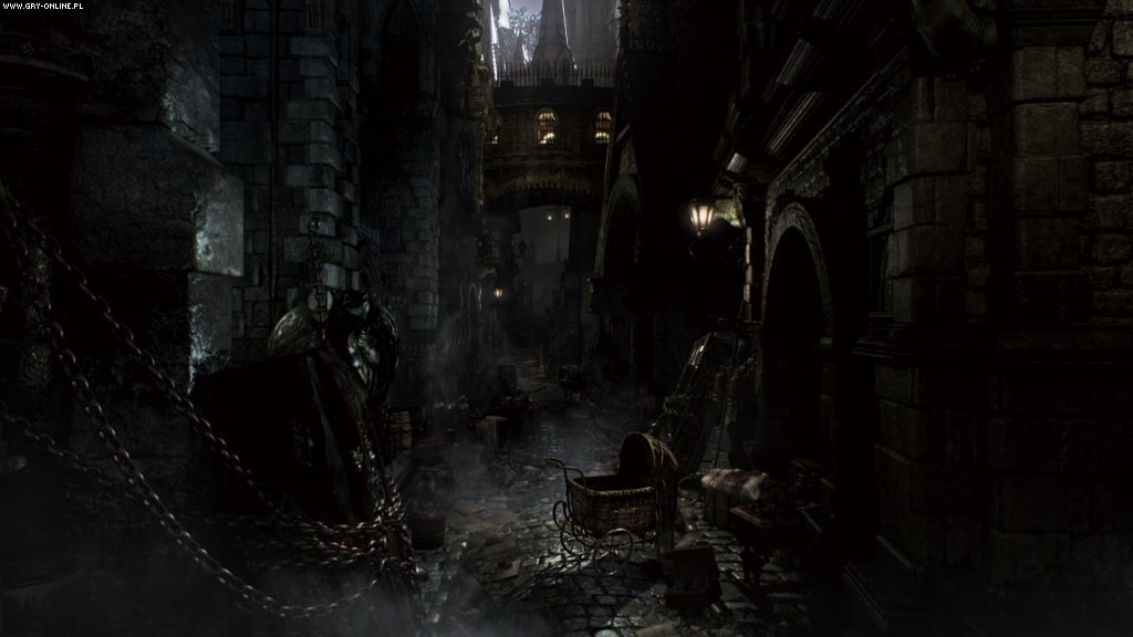 1000 images about dark art on pinterest dark castle for Yharnam architecture