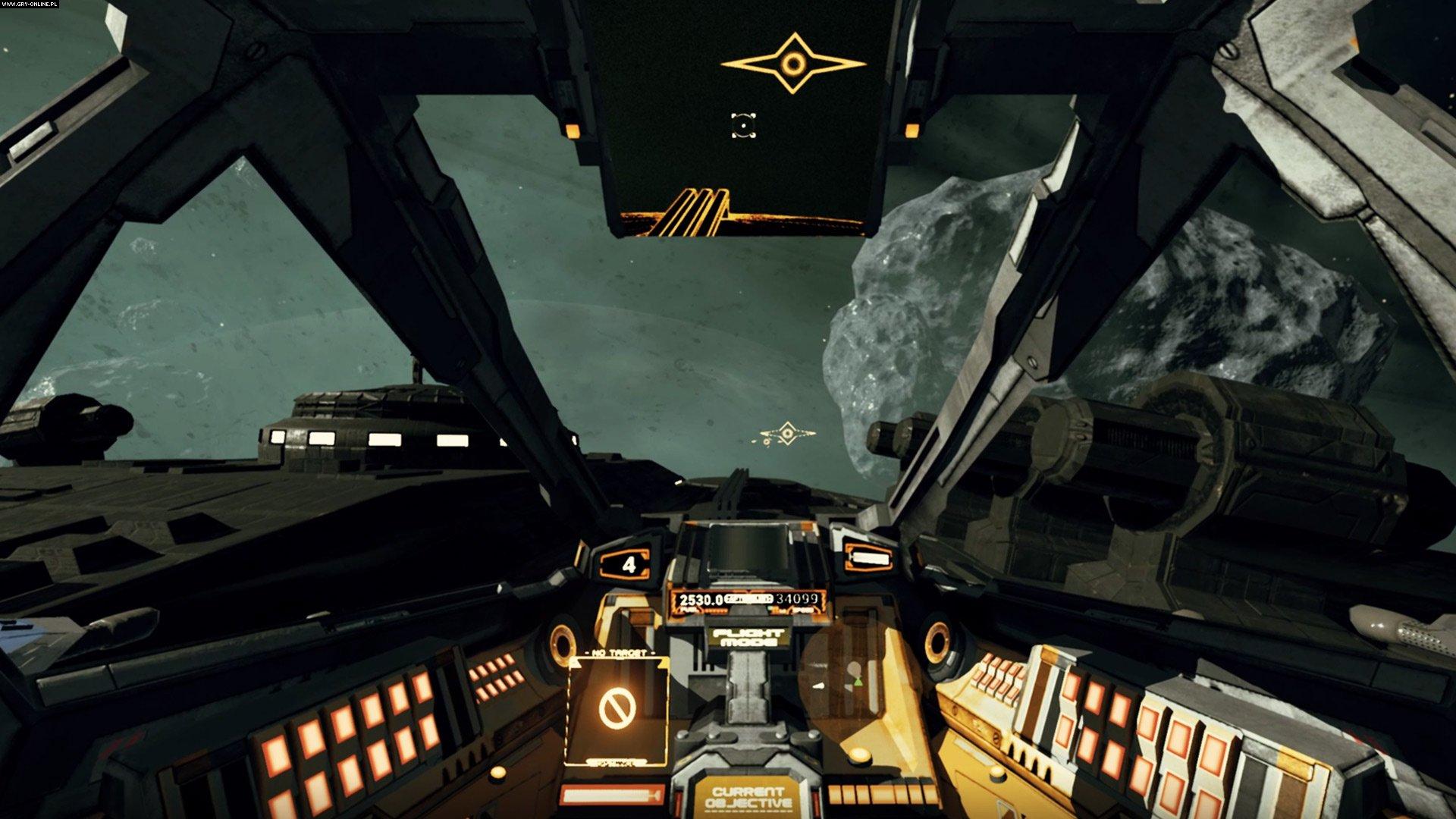 Ps4 Games Science Fiction : Starfighter origins screenshots gallery screenshot