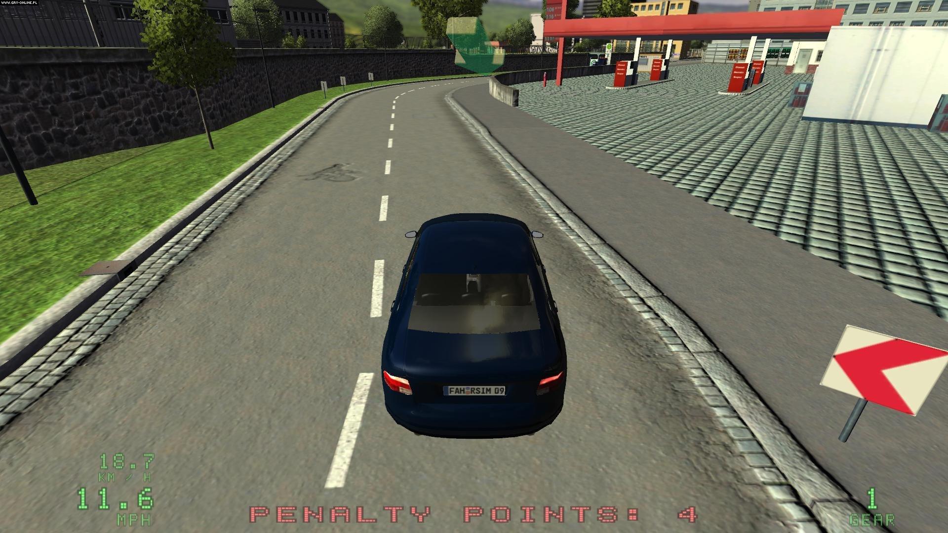 Driving Google Map Car