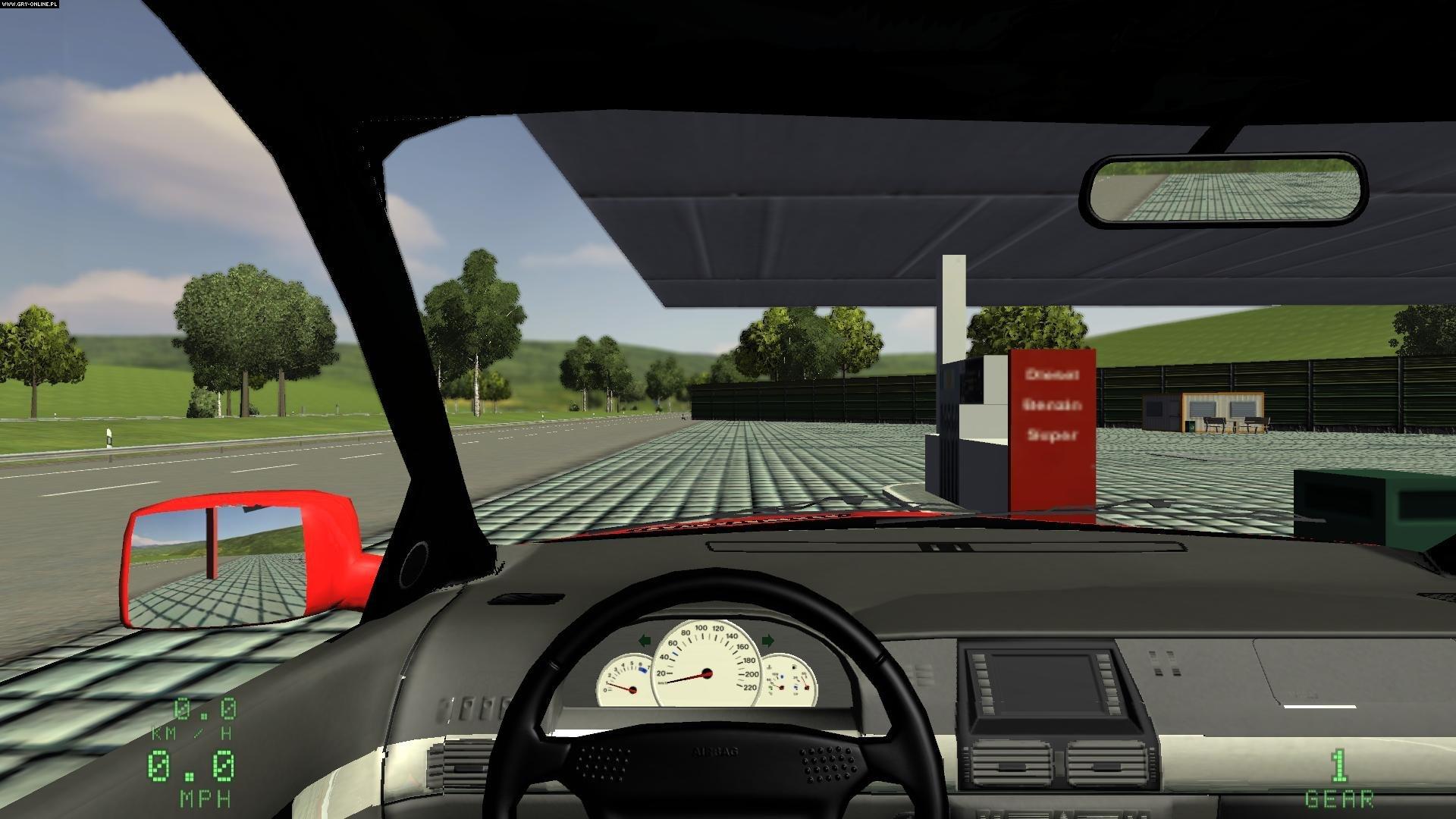 driving simulator 2009 screenshots gallery screenshot 2 9. Black Bedroom Furniture Sets. Home Design Ideas