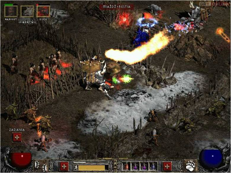 Diablo II: Lord of Destruction - galeria screenshotów ...