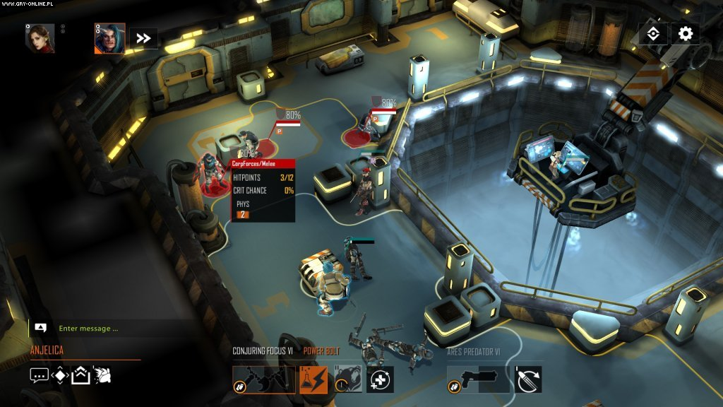 Shadowrun Chronicles: Boston Lockdown PC Gry Screen 3/21, Cliffhanger Productions, THQ Nordic / Nordic Games