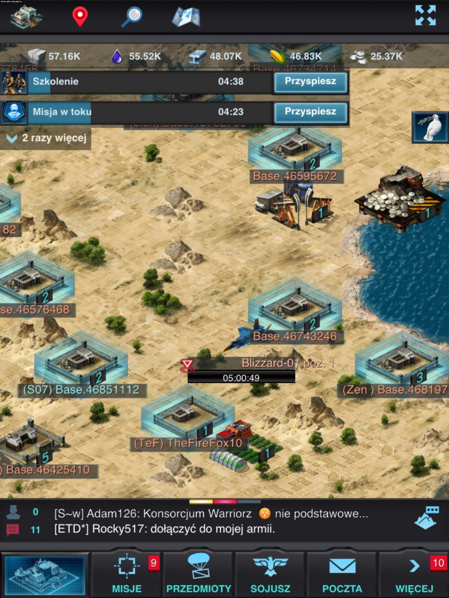 mobile strike machine zone