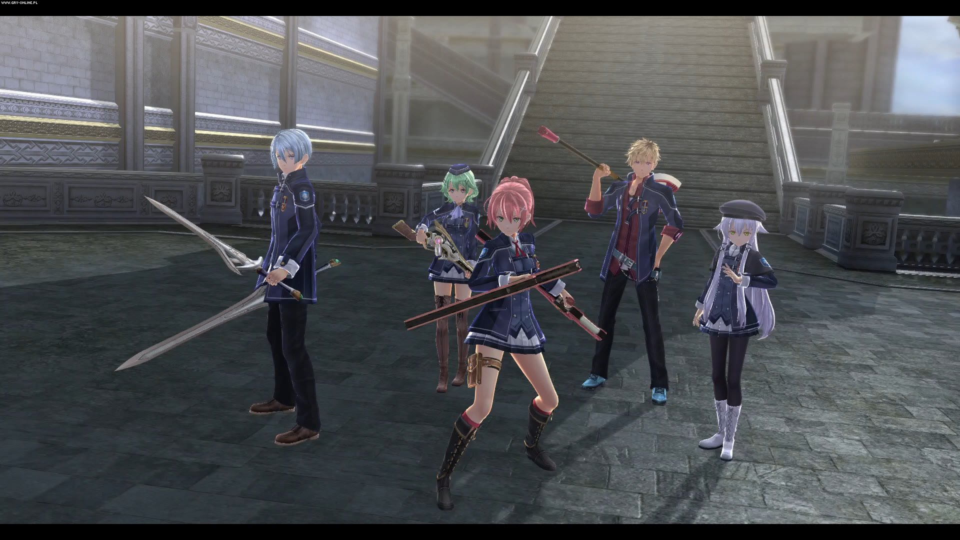 The Legend of Heroes: Trails of Cold Steel III PS4 Games Image 12/104, Nihon Falcom Corp