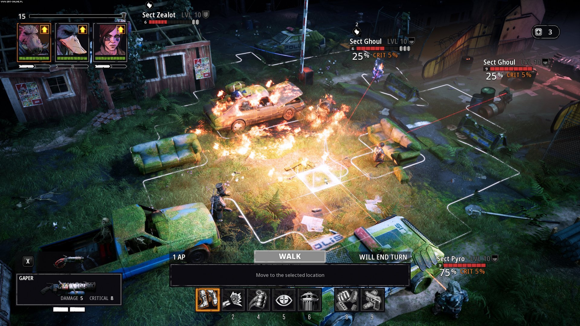 Mutant Year Zero: Road to Eden PC, PS4, XONE Games Image 16/33, The Bearded Ladies, FunCom