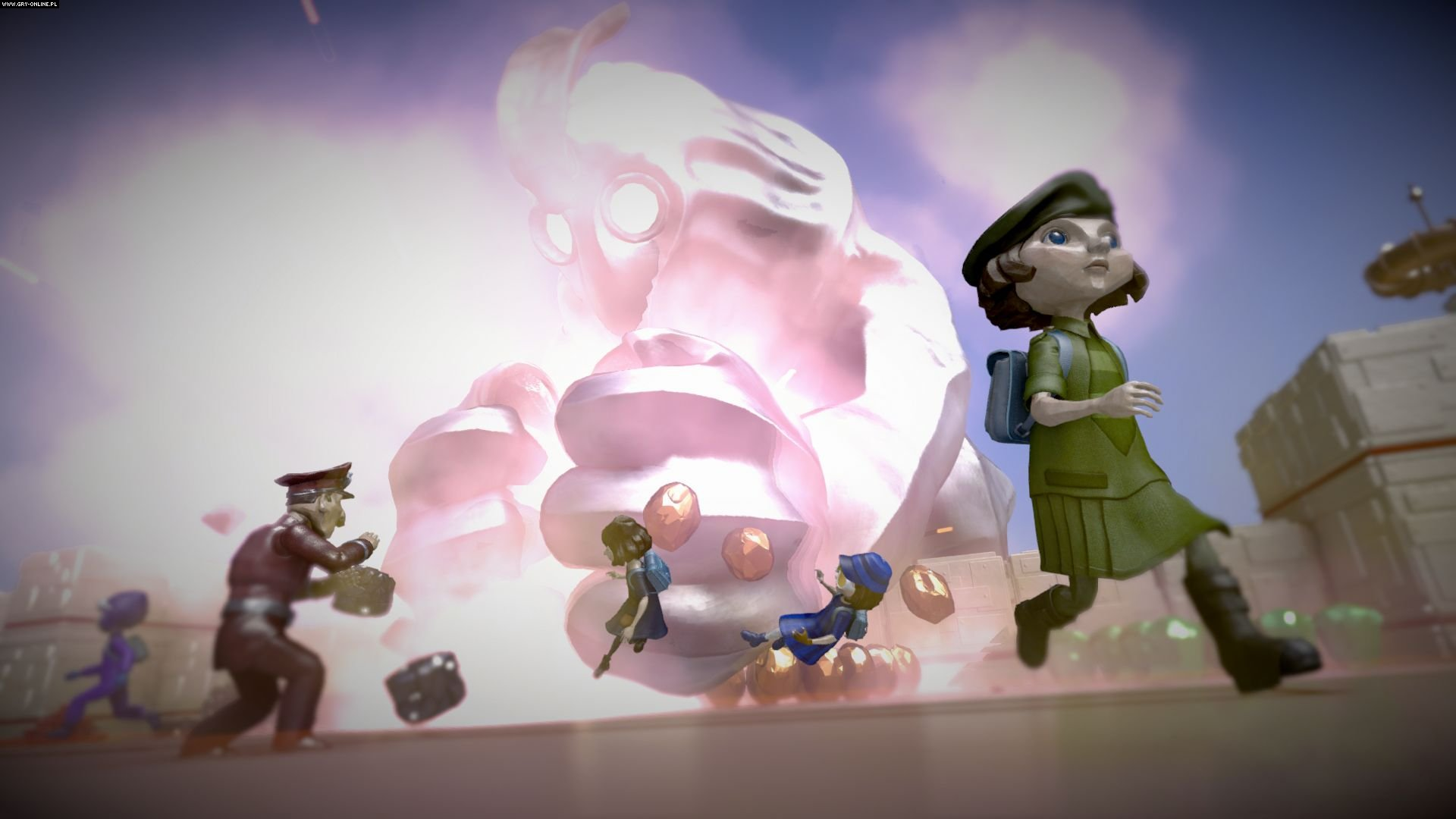 The Tomorrow Children PS4 Gry Screen 47/60, Q-Games