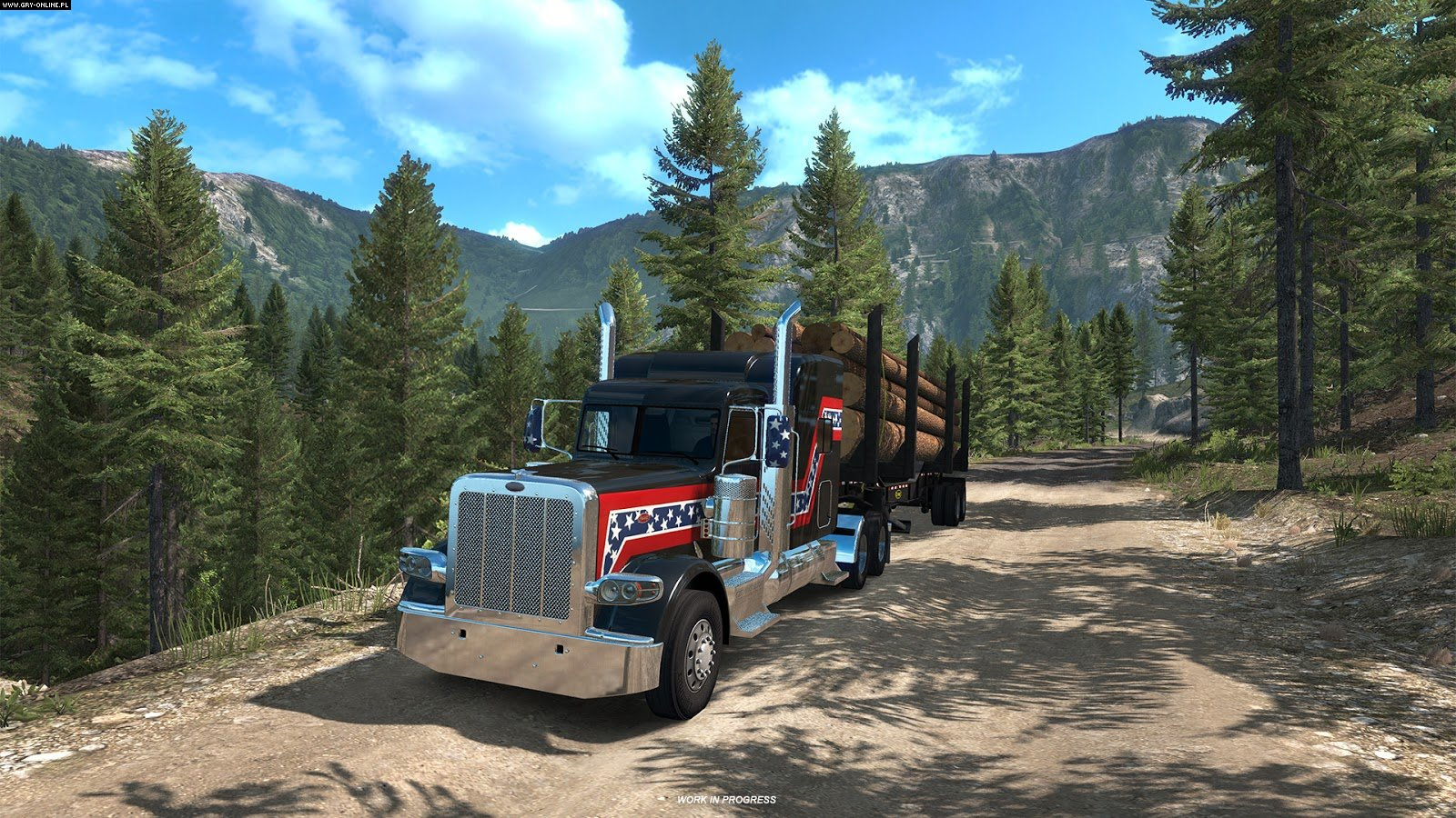 American Truck Simulator: Washington PC Games Image 5/8, SCS Software