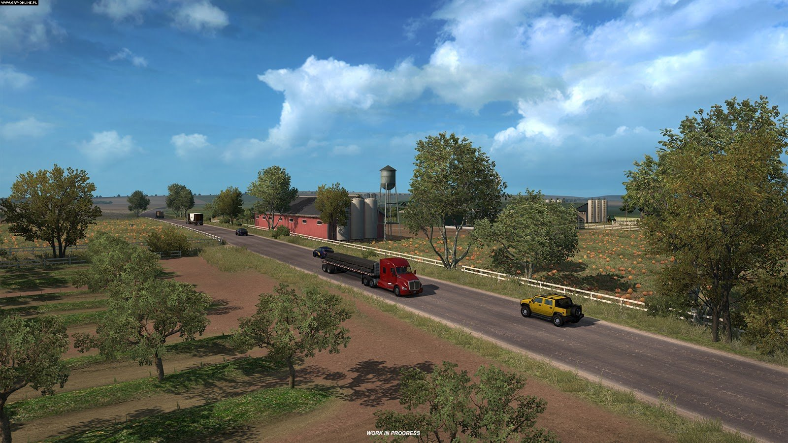 American Truck Simulator: Washington PC Games Image 3/8, SCS Software