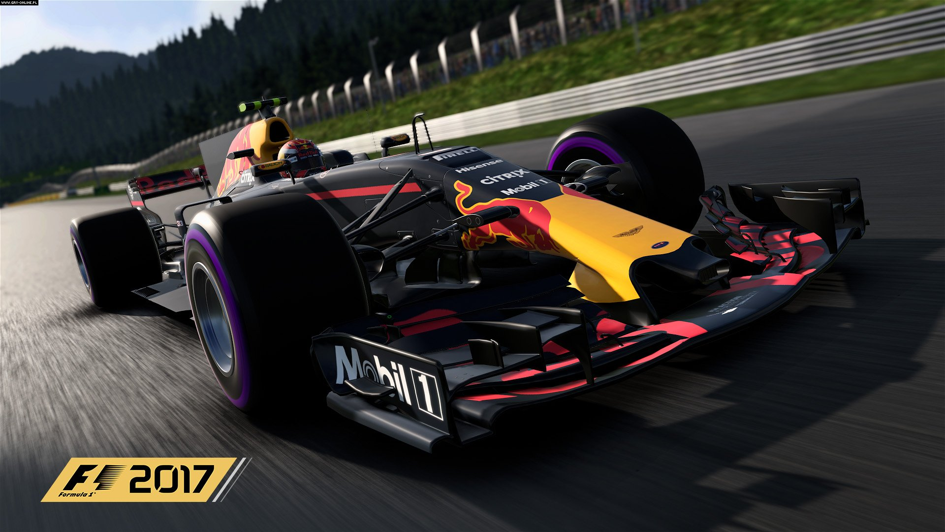 F1 2017 PC, PS4, XONE Games Image 10/10, Codemasters Software