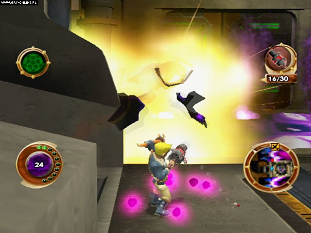 Jak and Daxter: Zaginiona Granica PS2 Gry Screen 19/83, High Impact Games, Sony Interactive Entertainment