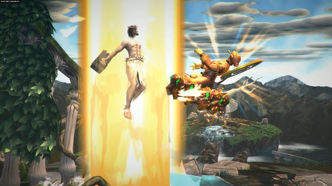 Fight of Gods PC Gry Screen 5/12, Digital Crafter, pQube