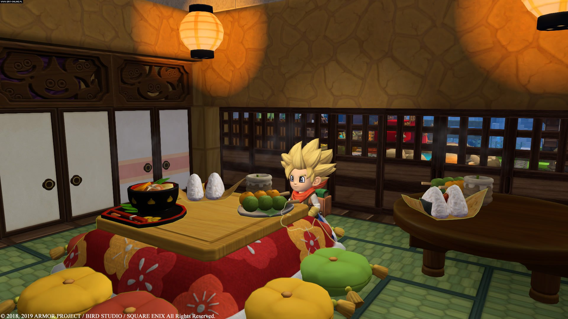 Dragon Quest Builders 2 PS4, Switch Gry Screen 6/135, Square-Enix / Eidos