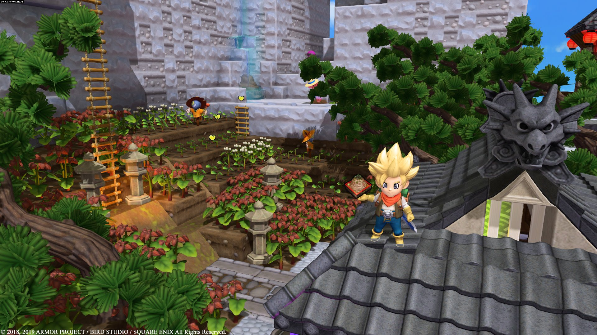 Dragon Quest Builders 2 PS4, Switch Games Image 3/135, Square-Enix / Eidos