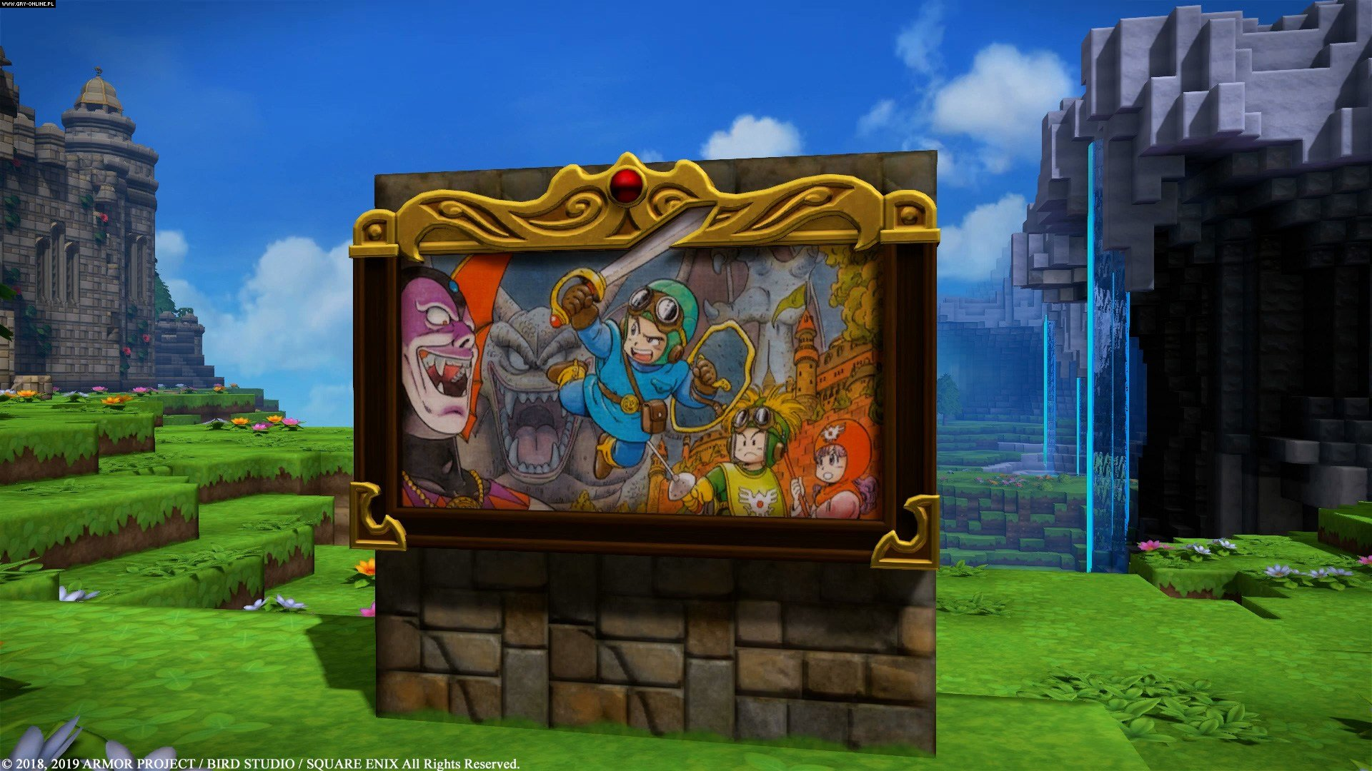 Dragon Quest Builders 2 PS4, Switch Games Image 2/135, Square-Enix / Eidos