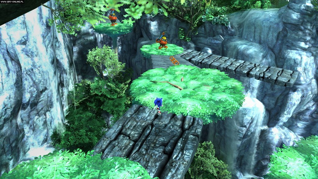 Sonic Generations PC Gry Screen 2/157, Sonic Team, SEGA