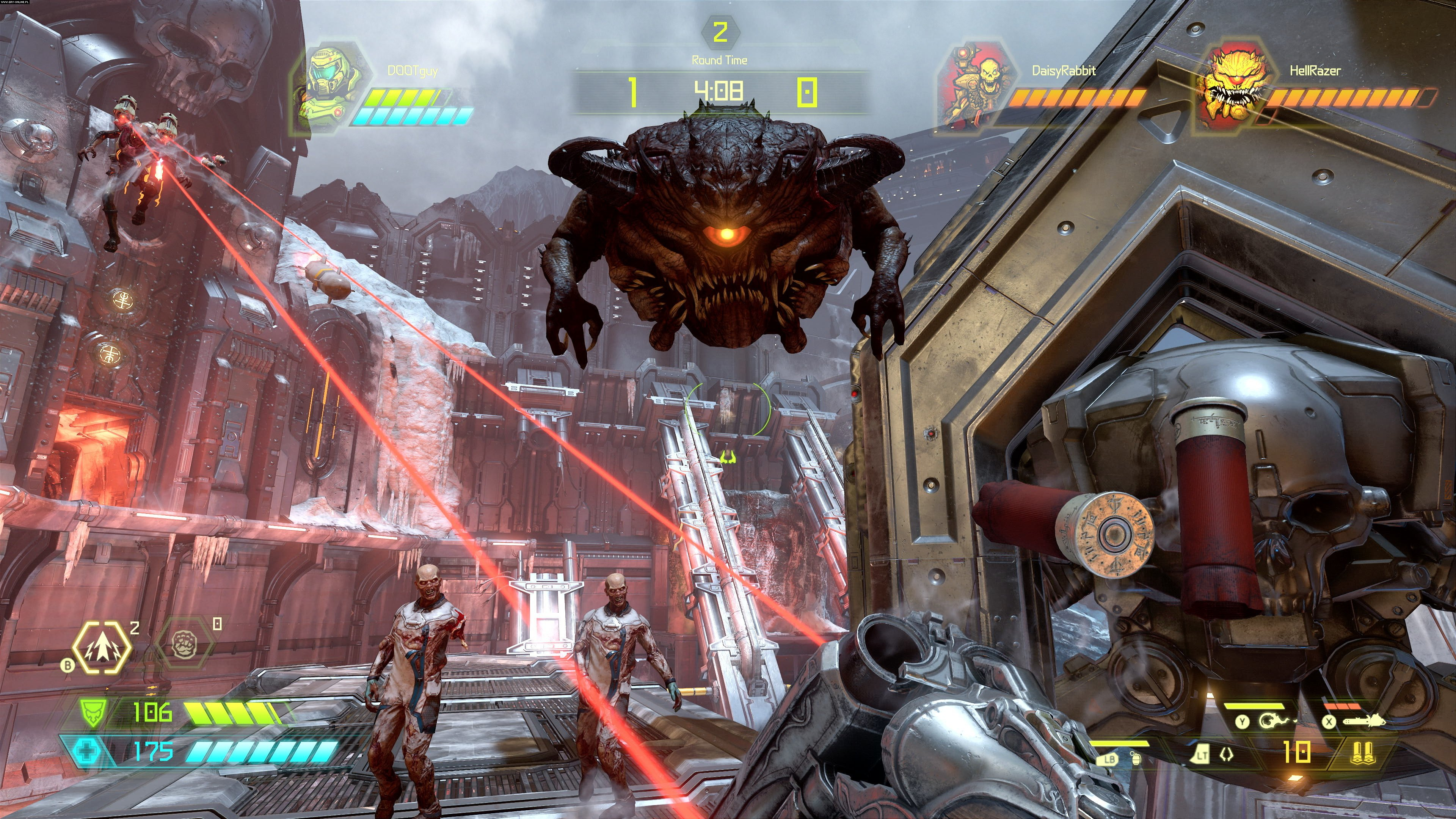 Doom Eternal PC, PS4, XONE, Switch Games Image 1/30, id Software, Bethesda Softworks