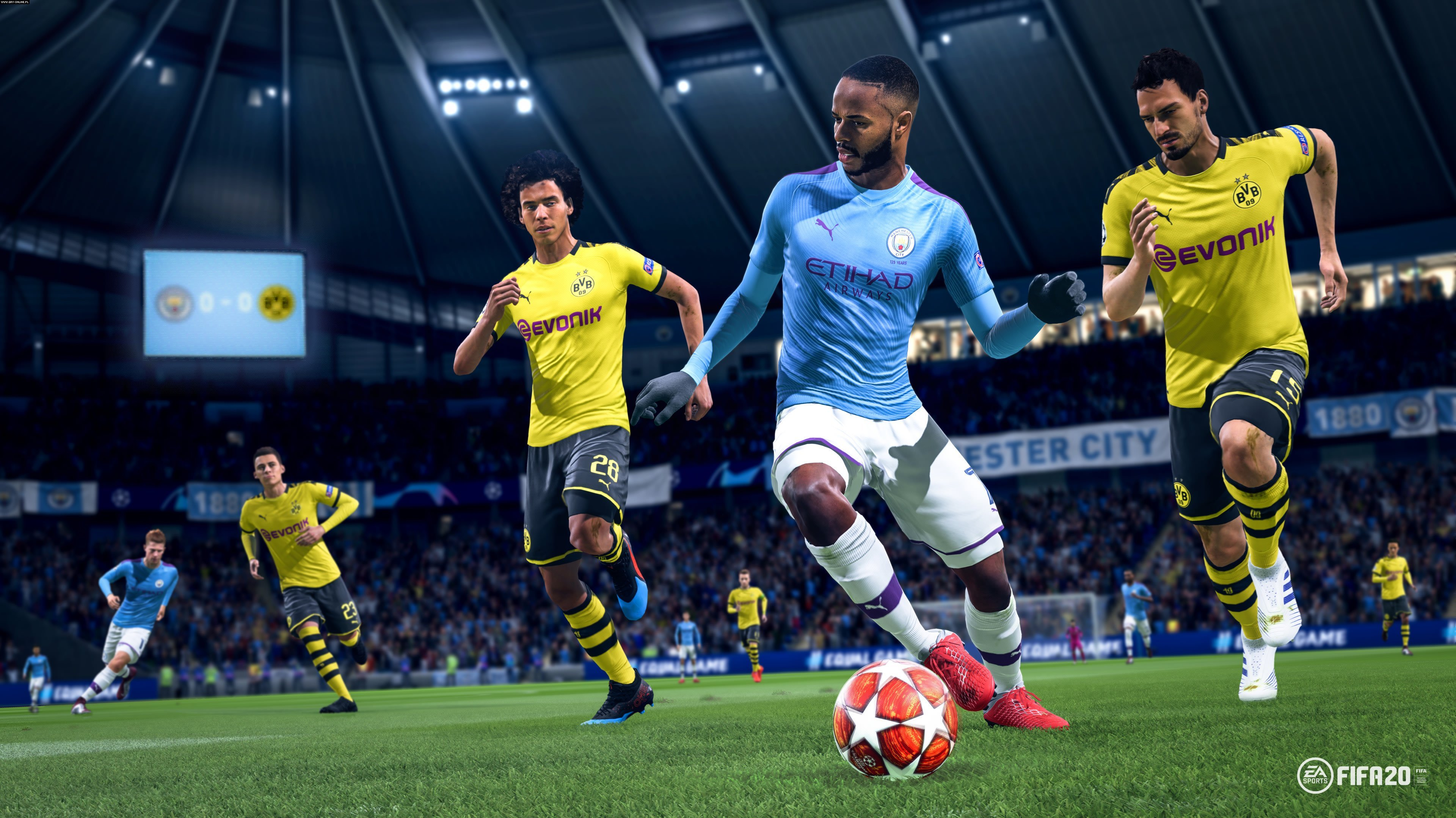 FIFA 20 PC, PS4, XONE, Switch Games Image 21/28, EA Sports, Electronic Arts Inc.