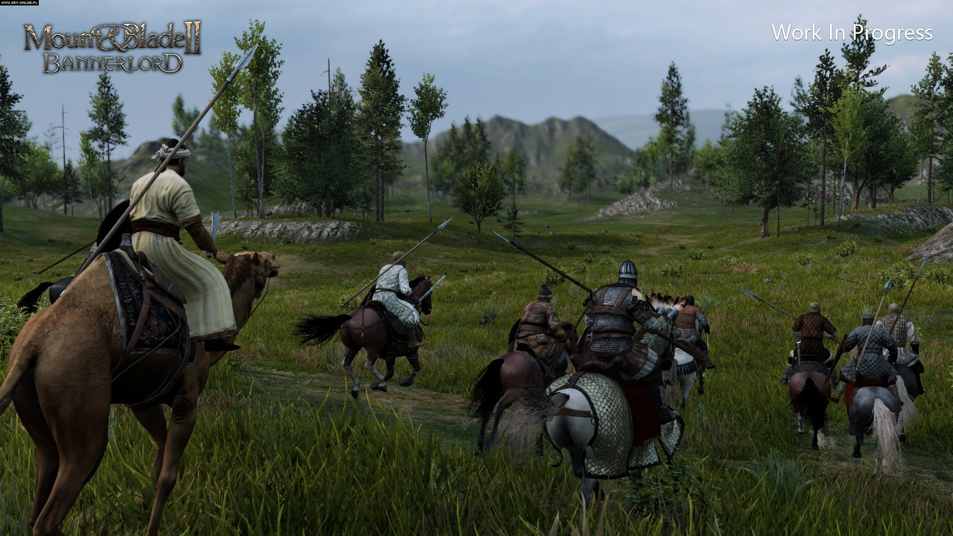 Mount & Blade II: Bannerlord PC Gry Screen 3/76, TaleWorlds