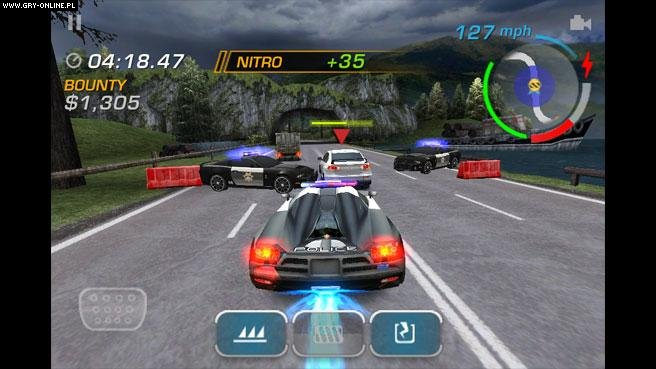 Need For Speed: Hot Pursuit AND, iOS, WP Gry Screen 4/122, Criterion Games, Electronic Arts Inc.