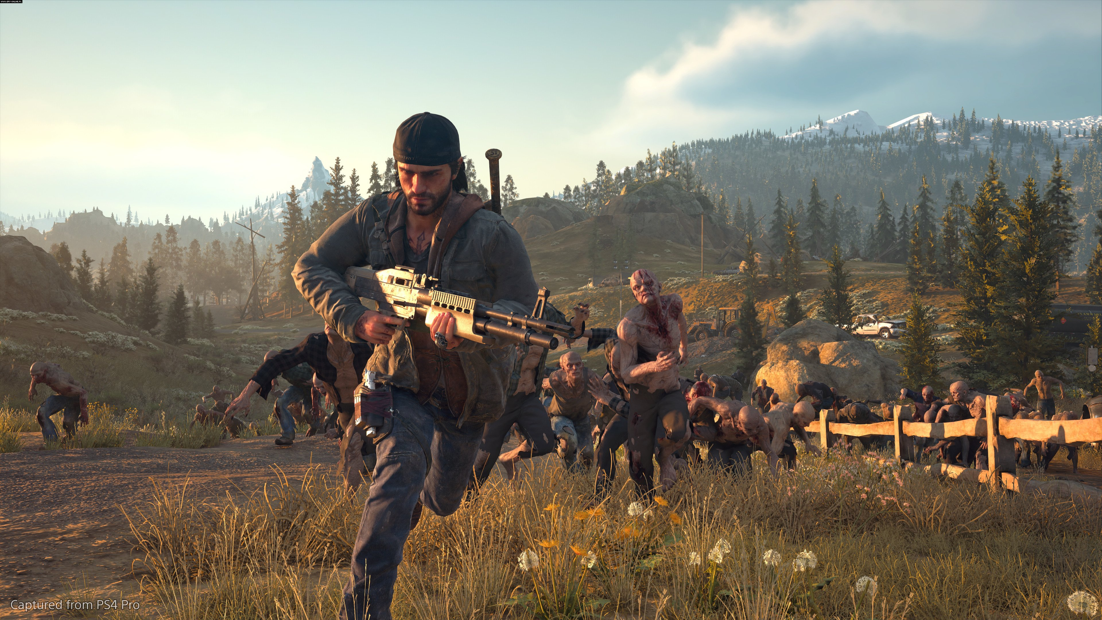Days Gone PS4 Games Image 37/67, Bend Studio, Sony Interactive Entertainment