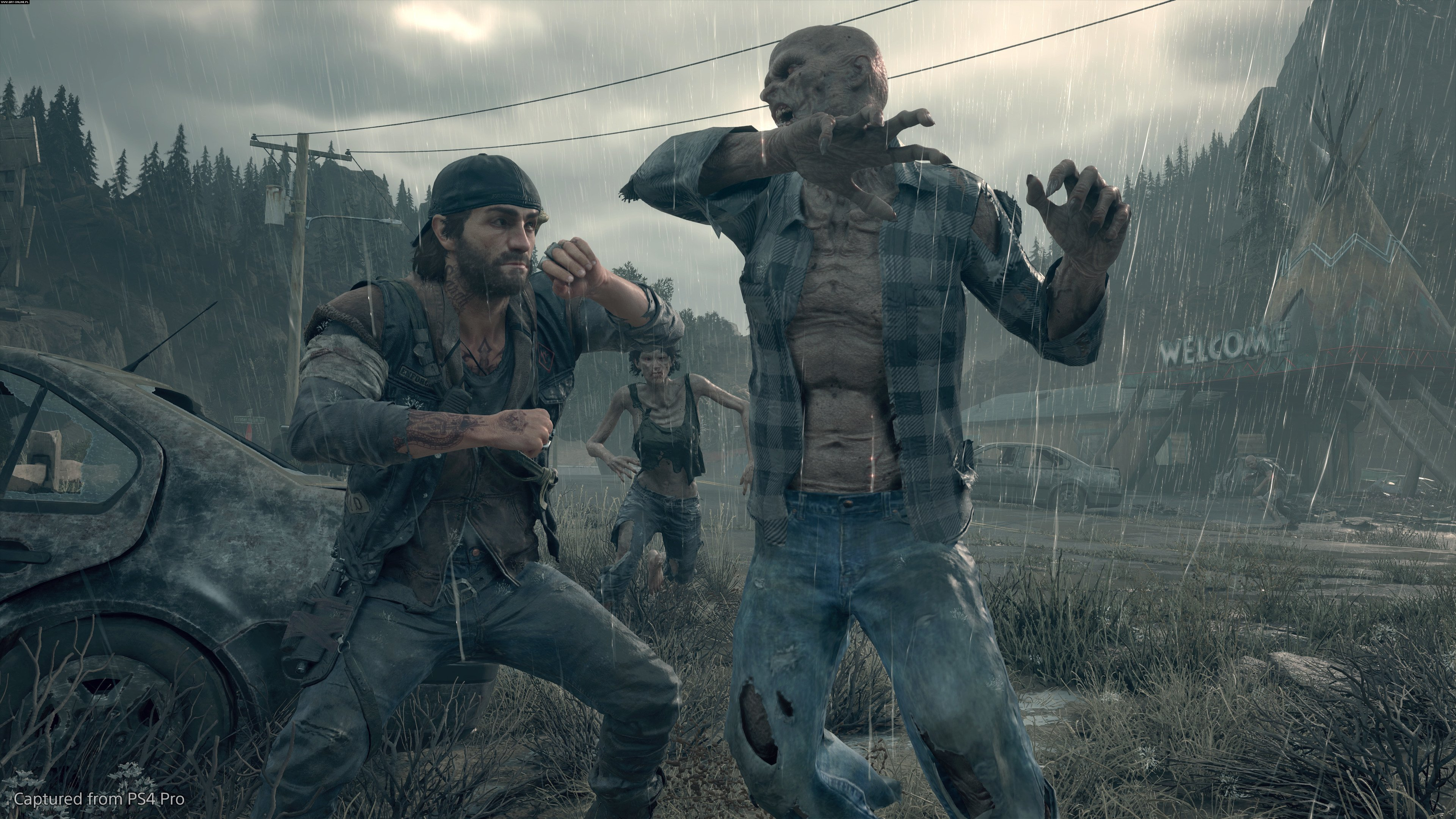 Days Gone PS4 Games Image 32/67, Bend Studio, Sony Interactive Entertainment