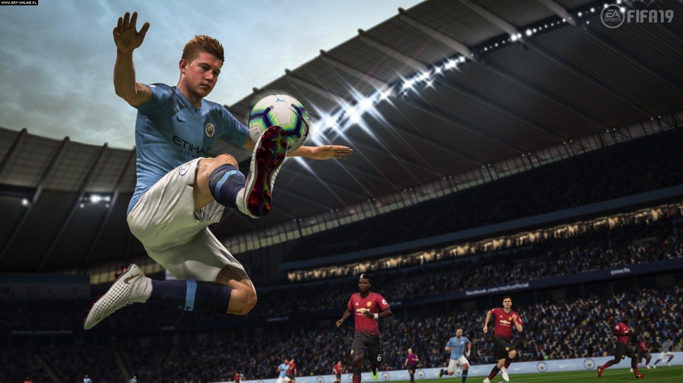 FIFA 19 PS3 4
