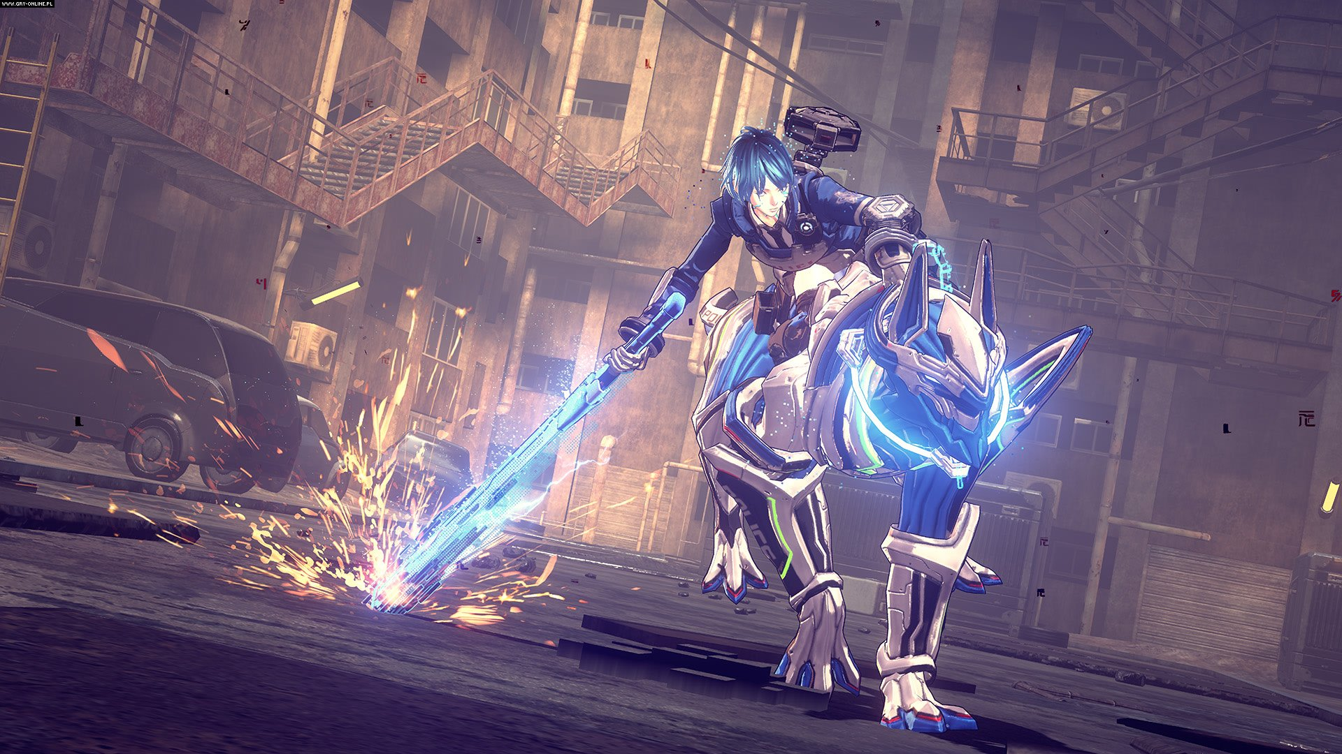 Astral Chain Switch Gry Screen 33/33, PlatinumGames, Nintendo