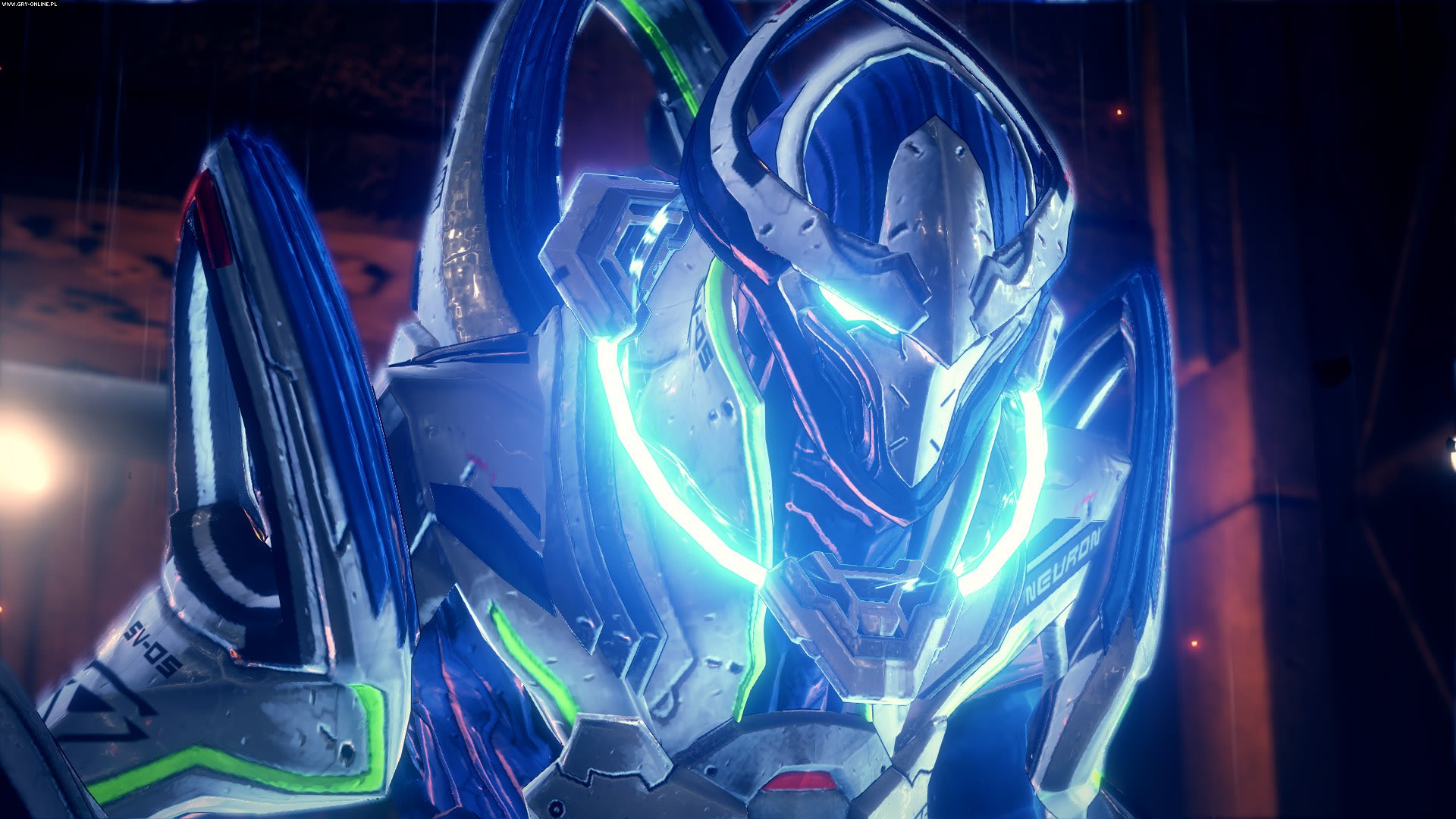 Astral Chain Switch Gry Screen 8/33, PlatinumGames, Nintendo