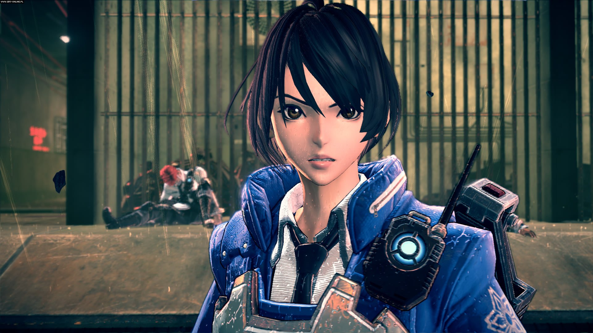 Astral Chain Switch Gry Screen 6/33, PlatinumGames, Nintendo