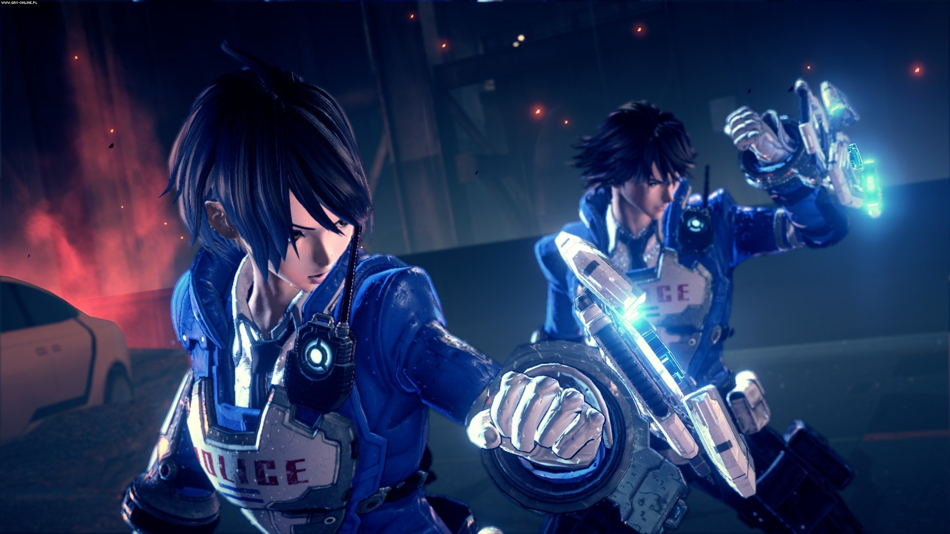 Astral Chain Switch Gry Screen 1/33, PlatinumGames, Nintendo