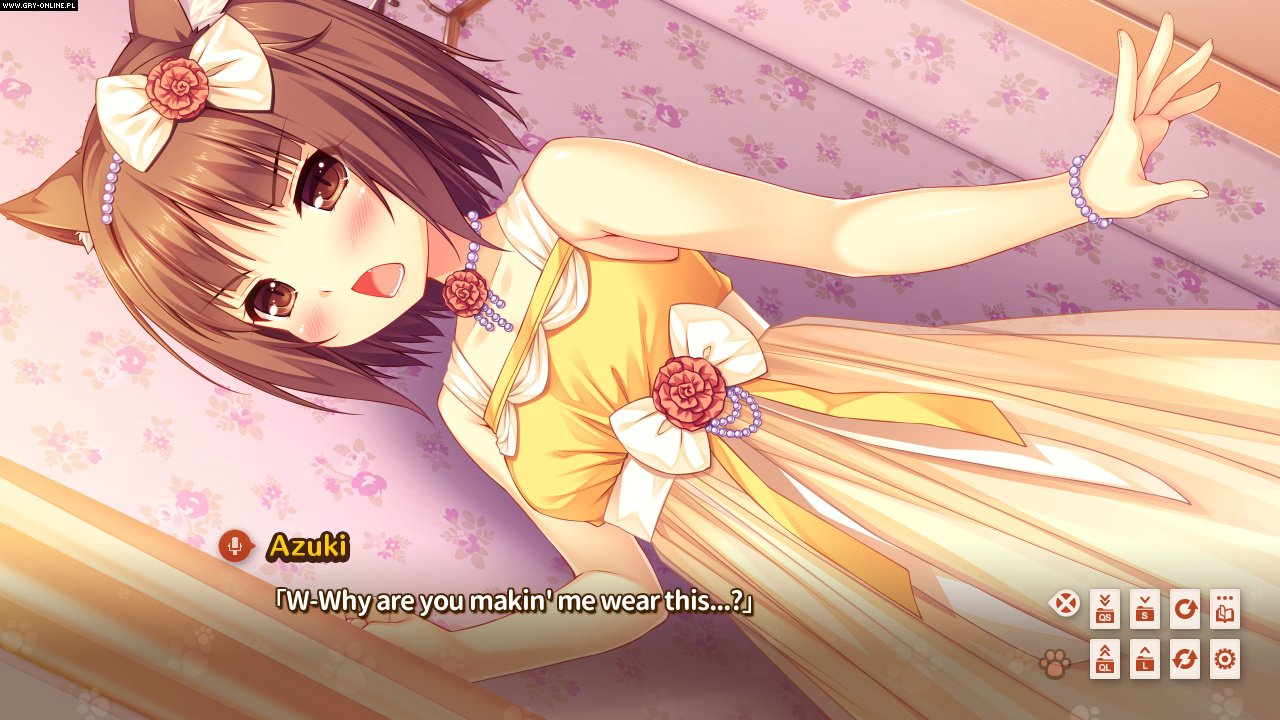 Nekopara Vol. 2 PC, PS4, Switch Gry Screen 1/7, NEKO WORKs, CFK