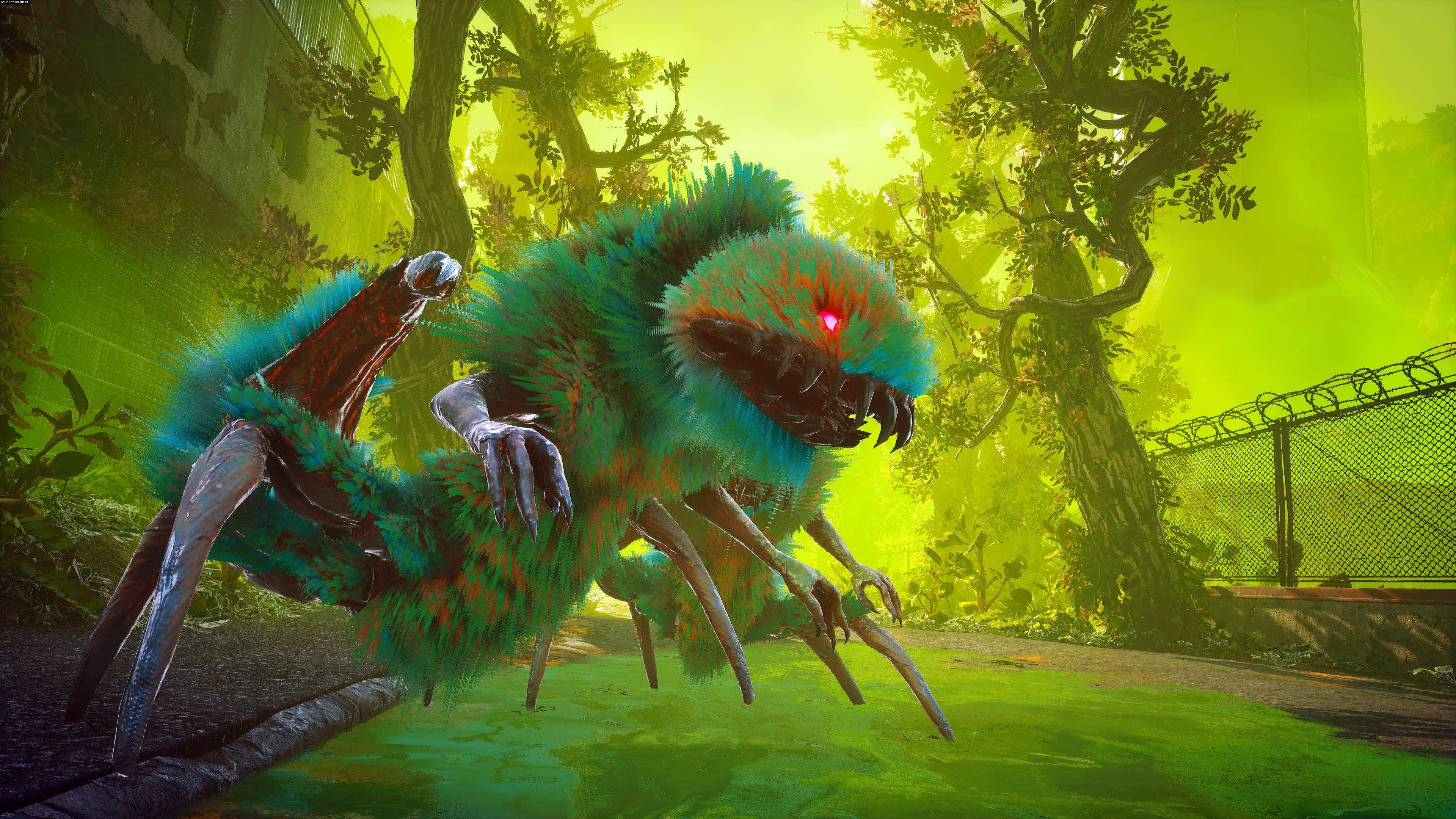 Biomutant PS4 Gameplay