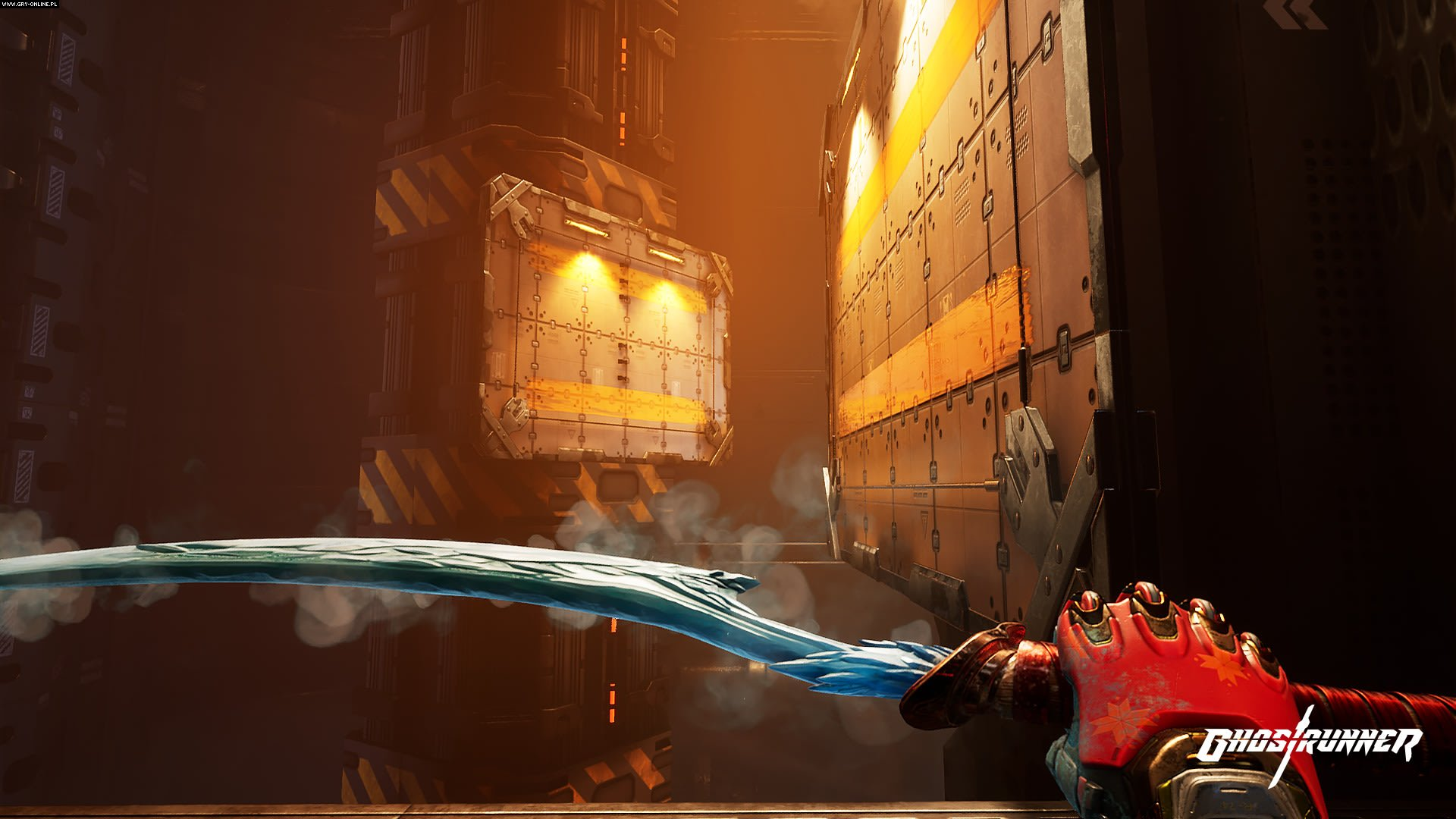 Ghostrunner Screenshots   gamepressure.com