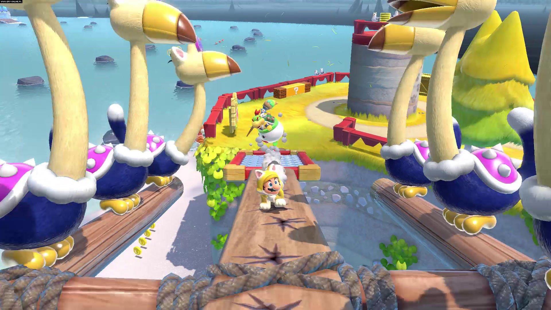 Super Mario 3D World Bowser Fury Nintendo Switch,
