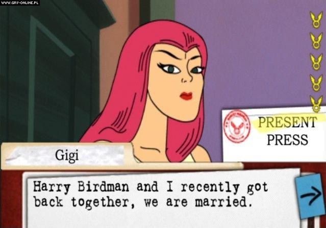 Harvey birdman porn