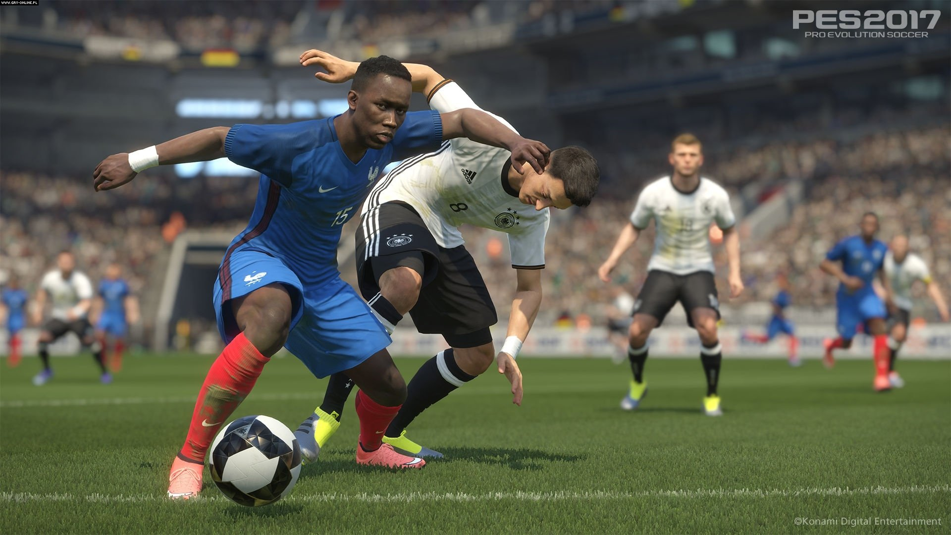 Pro Evolution Soccer 2017 PC, PS4, XONE Games Image 30/39, Konami