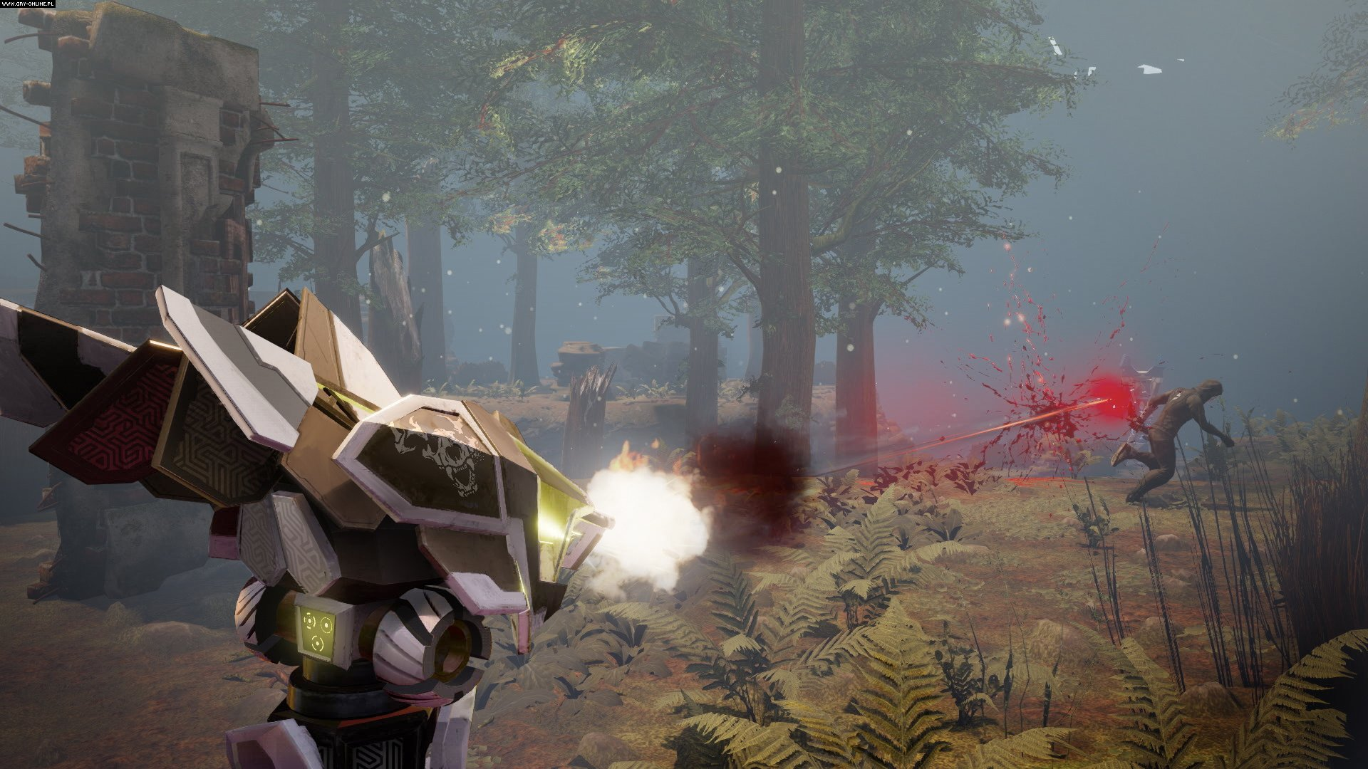 Deathgarden PC, PS4, XONE Games Image 3/16, Artificial Mind & Movement/Behaviour Interactive