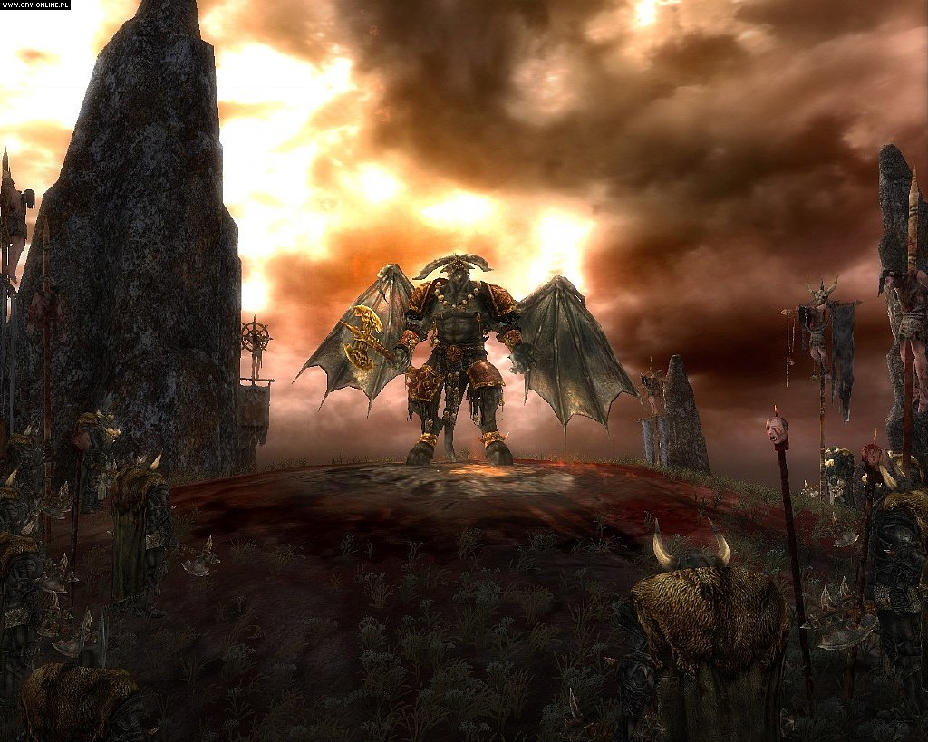 Warhammer: Mark of Chaos - galeria screenshotów ...