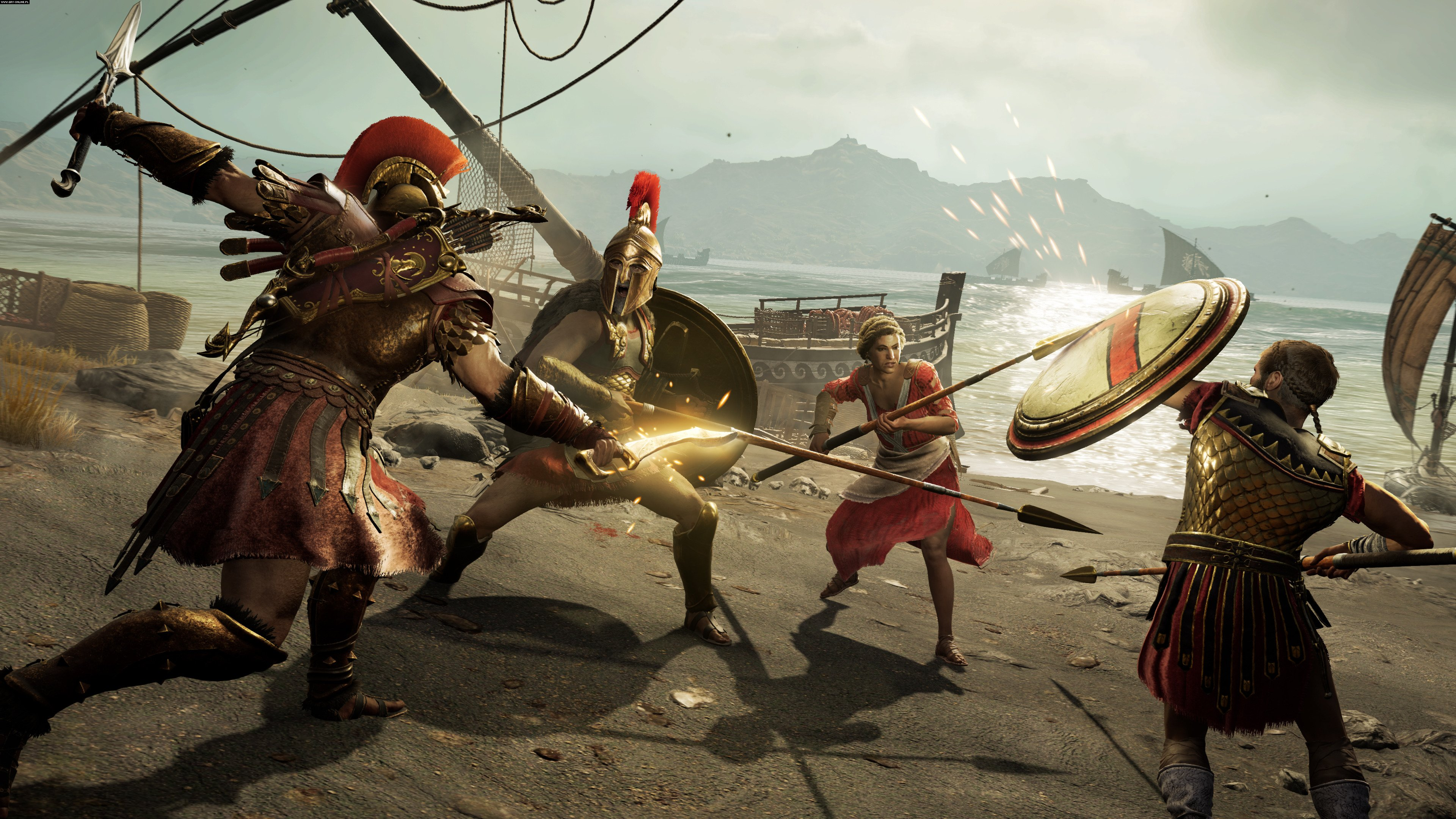 Assassin's Creed Odyssey PC, PS4, XONE Gry Screen 5/82, Ubisoft