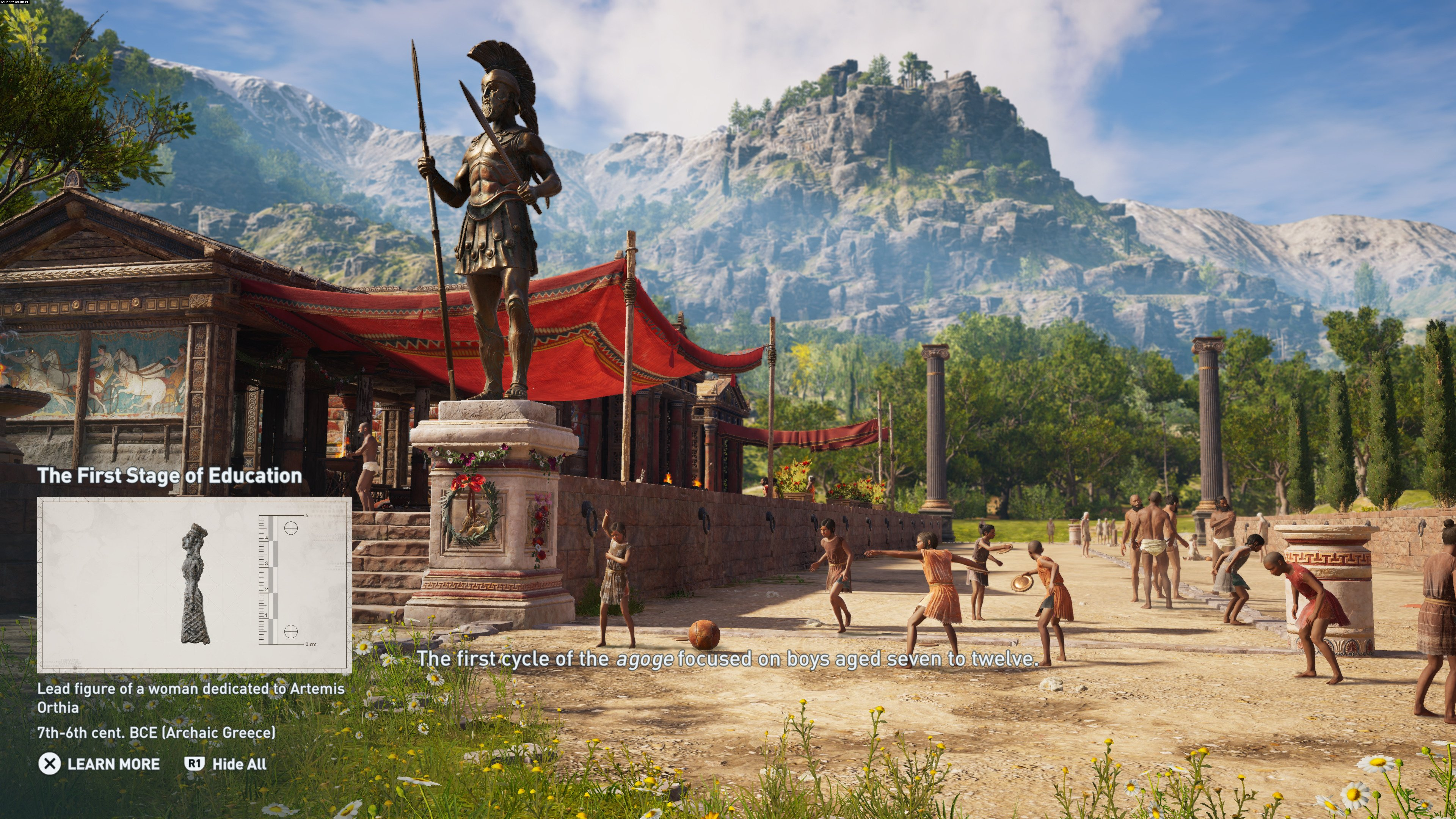 Assassin's Creed Odyssey PC, PS4, XONE Gry Screen 3/82, Ubisoft