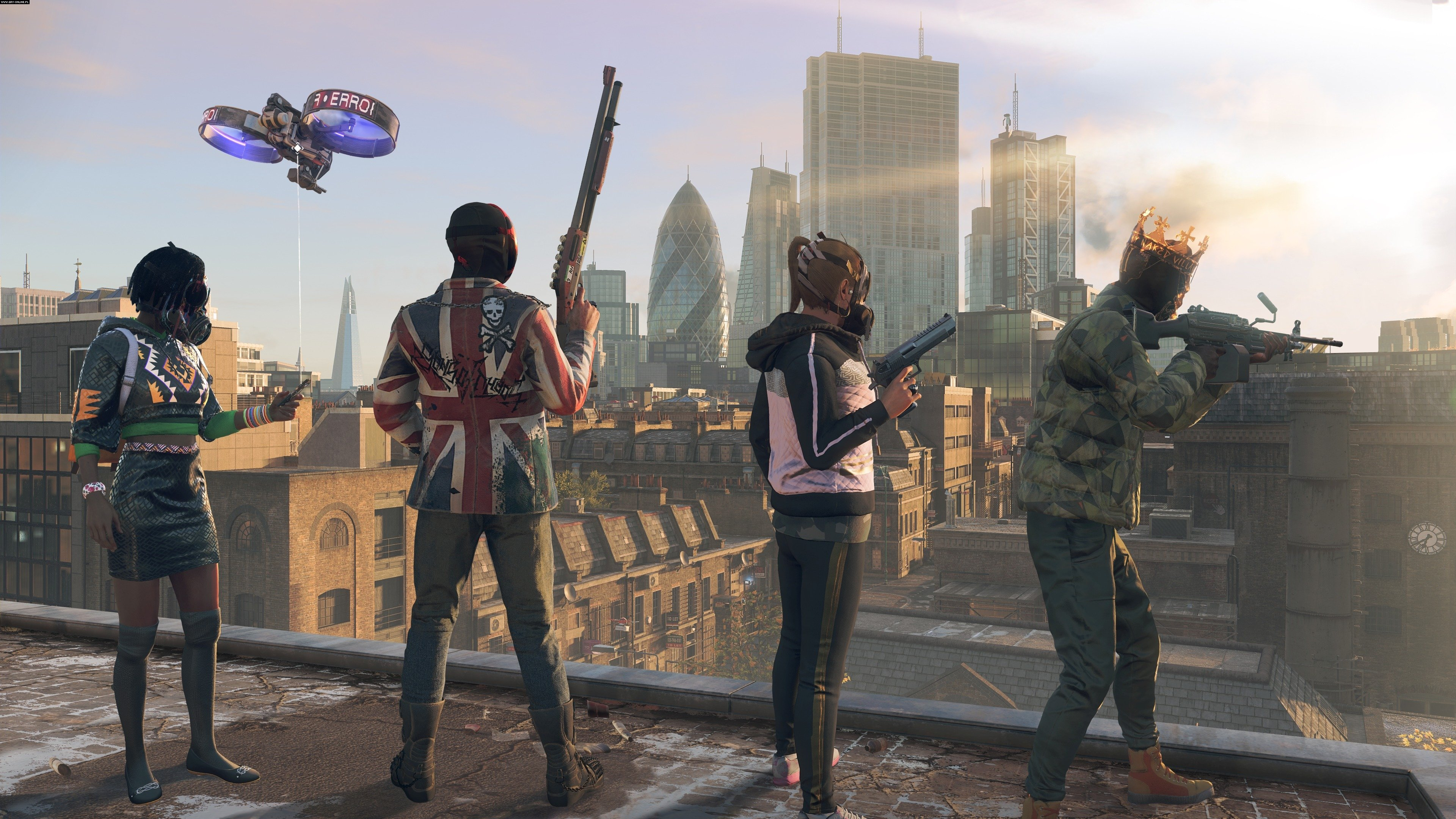 Watch Dogs Legion PC, XONE, PS4 Games Image 2/12, Ubisoft