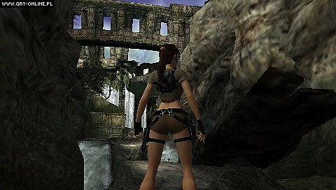 Tomb Raider: Legend PSP Games Image 5/84, Crystal Dynamics, Square-Enix / Eidos