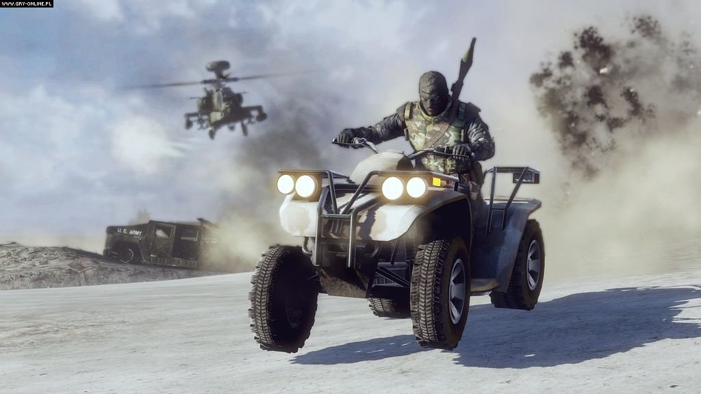 Battlefield: Bad Company 2 PS3 Gry Screen 179/200, EA DICE / Digital Illusions CE, Electronic Arts Inc.