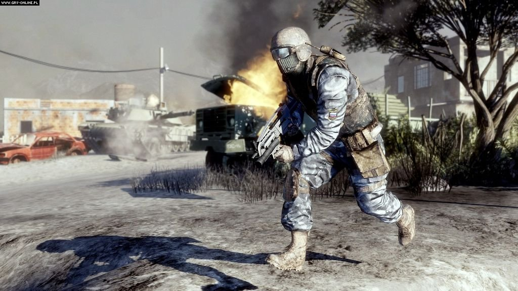 Battlefield: Bad Company 2 PS3 Gry Screen 178/200, EA DICE / Digital Illusions CE, Electronic Arts Inc.