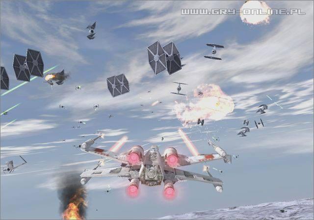 Star Wars: Rogue Squadron III: Rebel Strike - screenshots