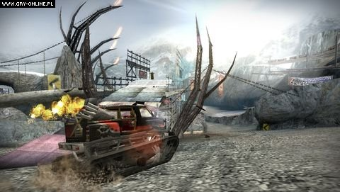 MotorStorm: Arctic Edge PSP Gry Screen 12/38, Bigbig Studios, Sony Interactive Entertainment