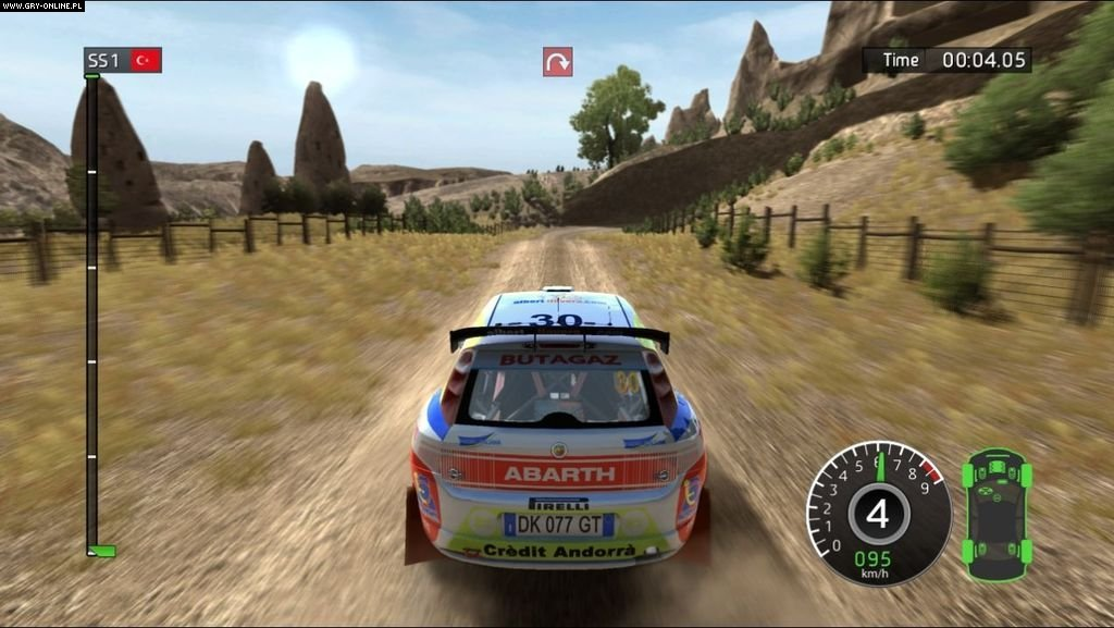 WRC: FIA World Rally Championship PC Games Image 4/118, Milestone, Black Bean Games